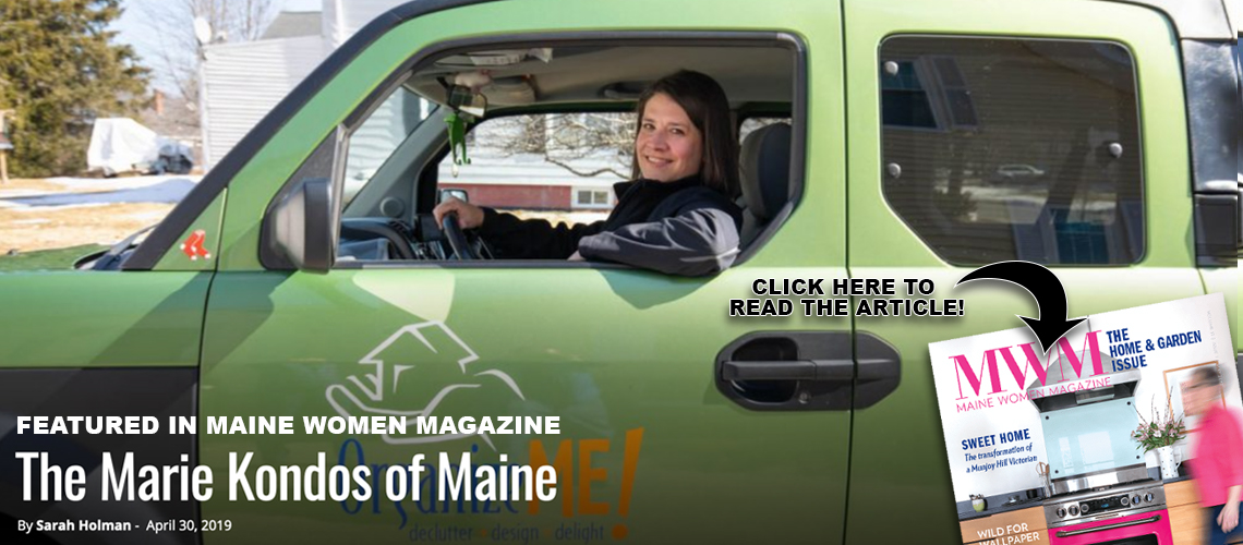 Featured in Maine Women Magazine